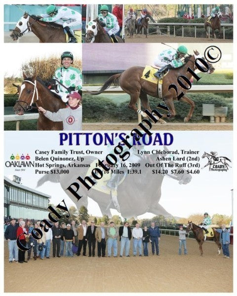PITTON S ROAD  -    -  2 16 2009
