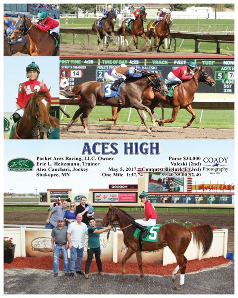 ACES HIGH - 050517 - Race 01 - CBY