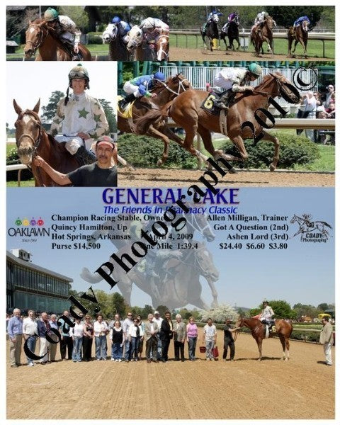 GENERAL LAKE  -  The Friends in Pharmacy Classic