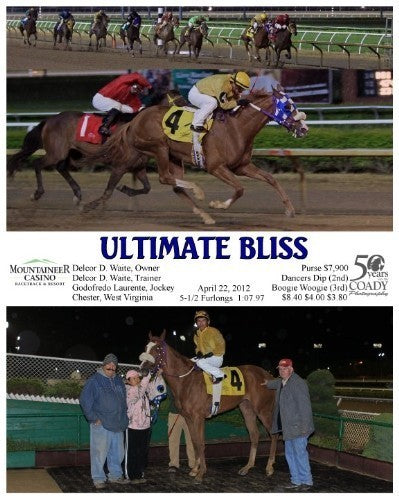 ULTIMATE BLISS - 042212 - Race 10