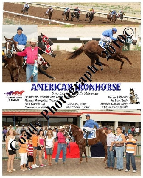 AMERICAN IRONHORSE  -  Four Corners Juvenile Allow