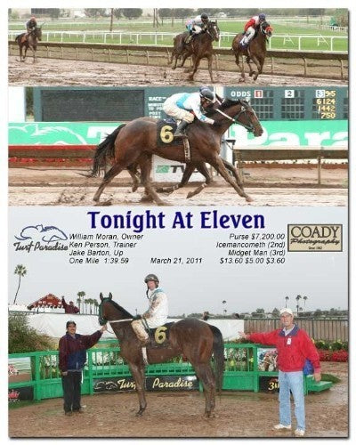 Tonight At Eleven - 032111 - Race 08