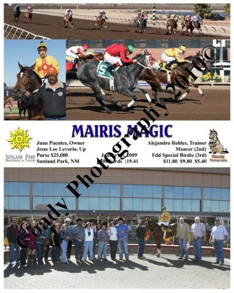 Mairis Magic  -    -  1 3 2009