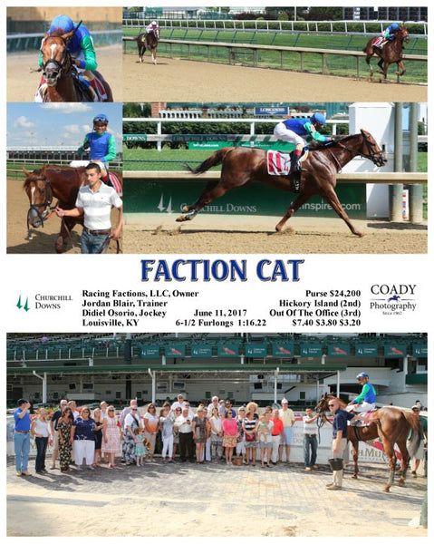 FACTION CAT - 061117 - Race 10 - CD