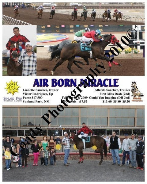 Air Born Miracle  -    -  2 15 2009