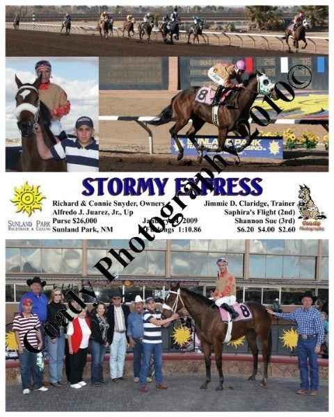 Stormy Express  -    -  1 24 2009