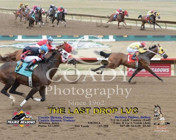 the last drop lvc - 9/8/2013 - Race 4 - PRM