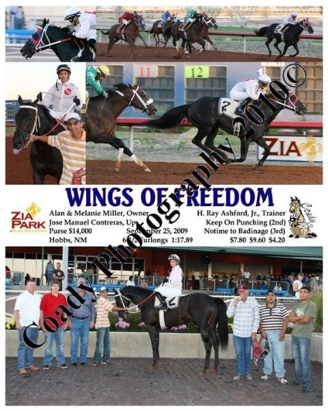 WINGS OF FREEDOM  -    -  9 25 2009