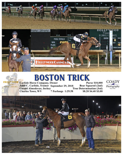 BOSTON TRICK - 092918 - Race 08 - CT