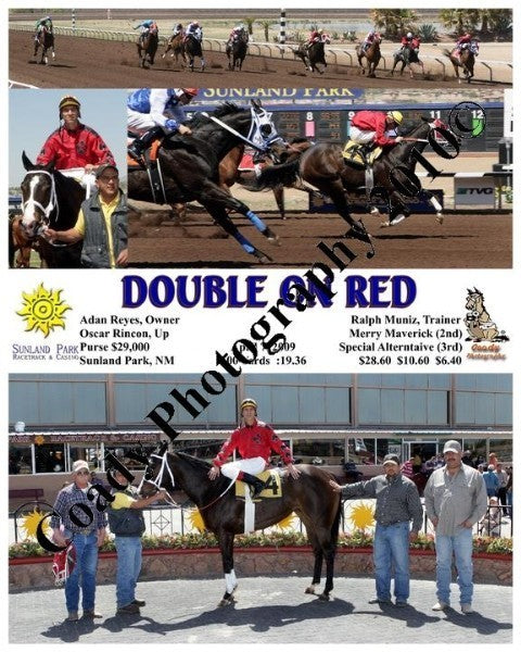 Double On Red  -    -  4 7 2009