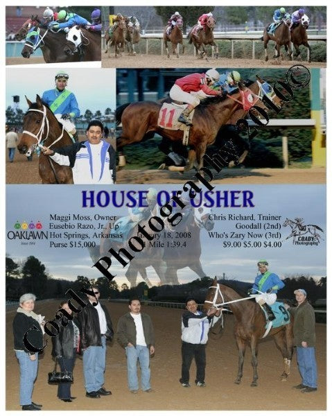 House Of Usher  -    -  1 18 2008