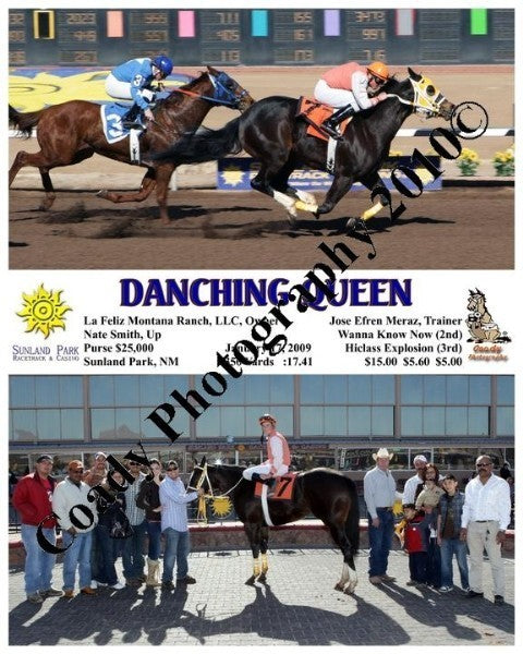 Danching Queen  -    -  1 17 2009