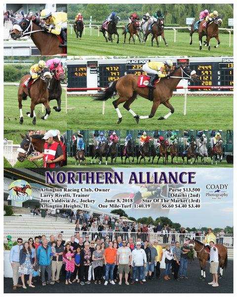 NORTHERN ALLIANCE - 060818 - Race 08 - AP