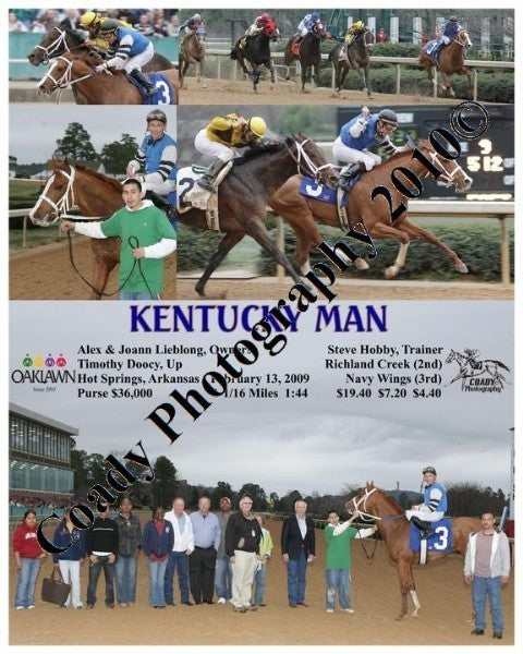 KENTUCKY MAN  -    -  2 13 2009