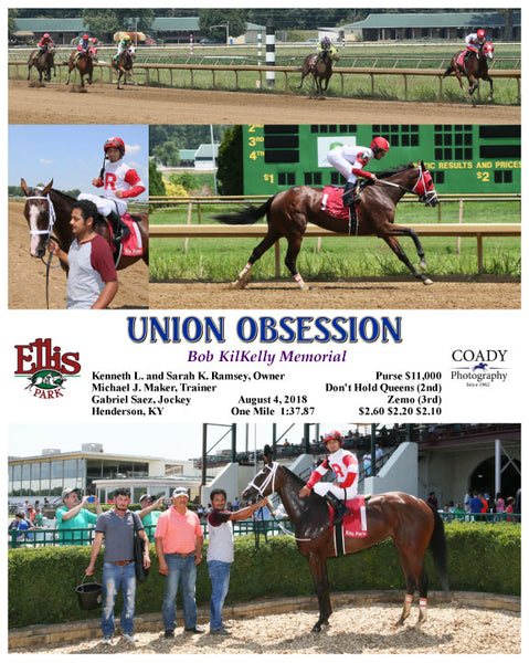 UNION OBSESSION - 080418 - Race 03 - ELP