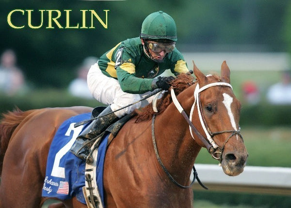 CURLIN - The Arkansas Derby