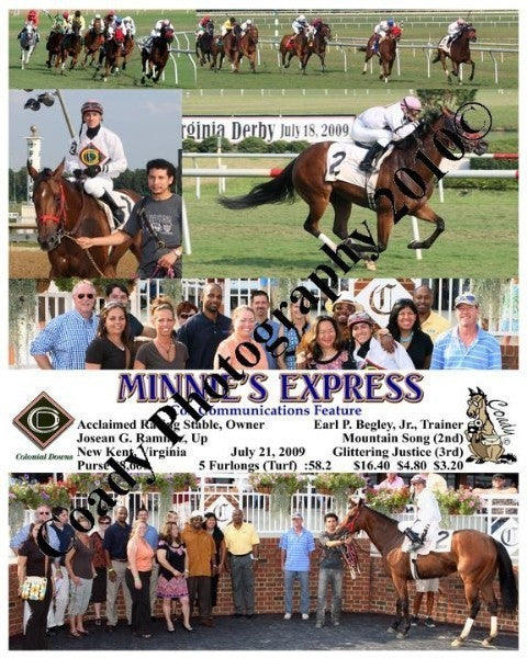 MINNIE S EXPRESS  -  Cox Communications Feature  -