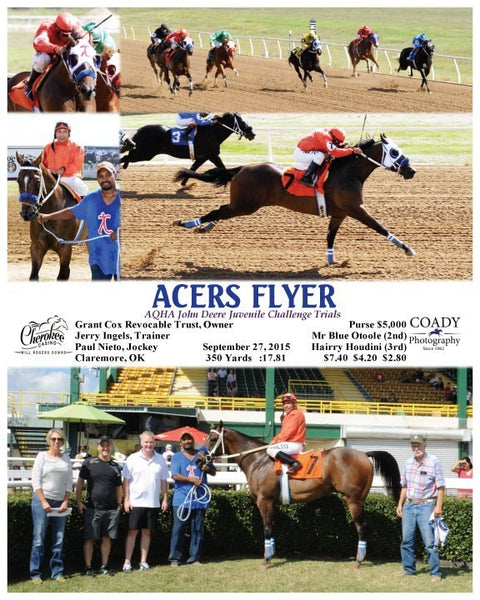 ACERS FLYER - 092715 - Race 07 - WRD