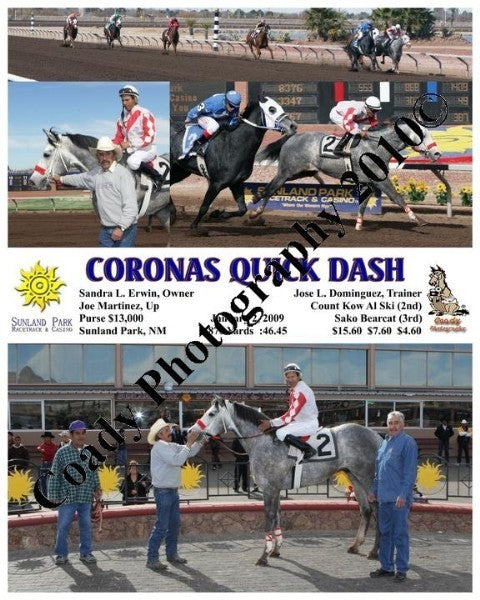 Coronas Quick Dash  -    -  1 2 2009