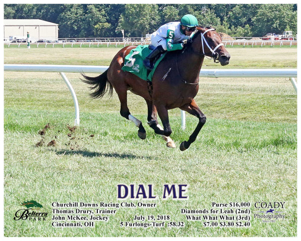 DIAL ME - 071918 - Race 06 - BTP Action
