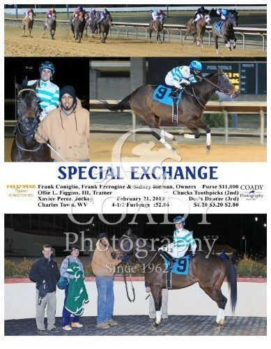 Special Exchange - 022113 - Race 02 - CT