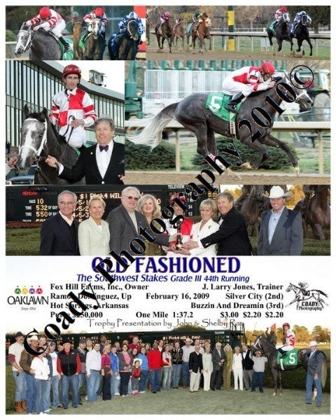 OLD FASHIONED  -  The Southwest Stakes  44th Runni