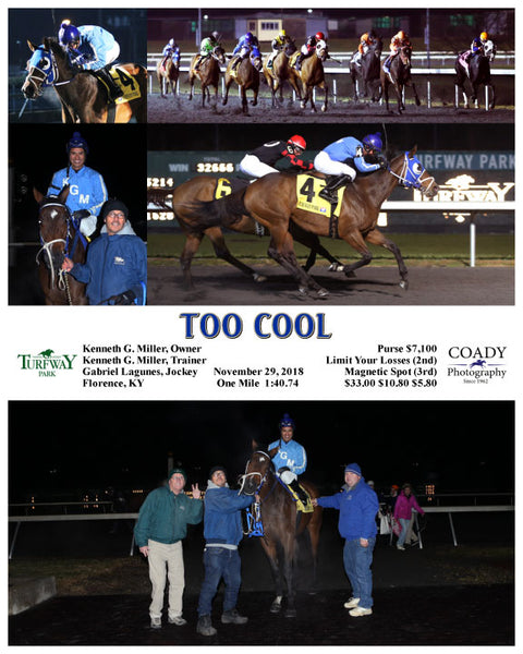 TOO COOL - 112918 - Race 04 - TP