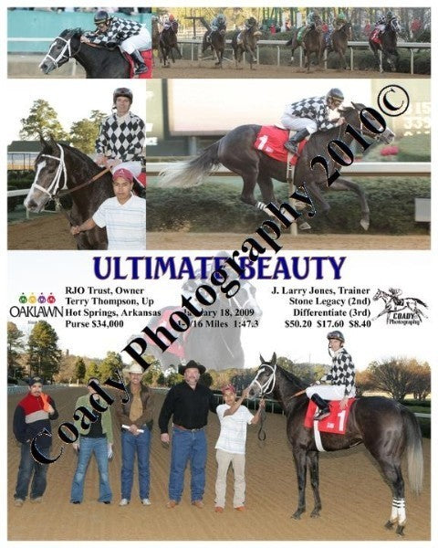 ULTIMATE BEAUTY  -    -  1 18 2009