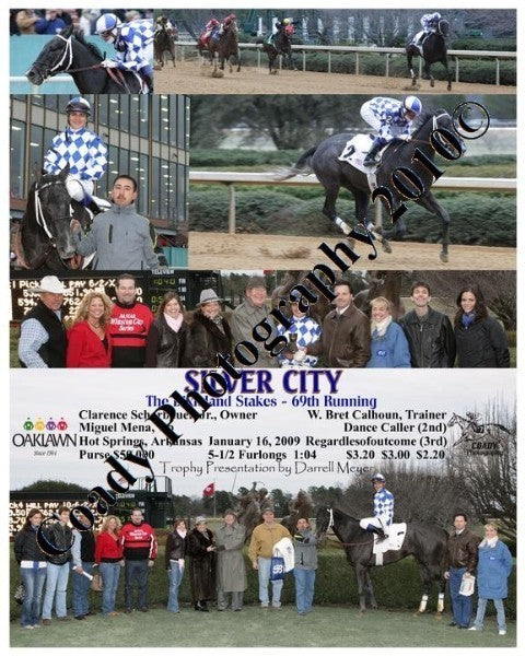 SILVER CITY  -  The Dixieland Stakes - 69th Runnin