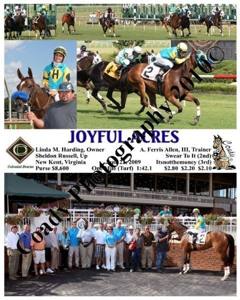 Joyful Acres  -    -  6 22 2009