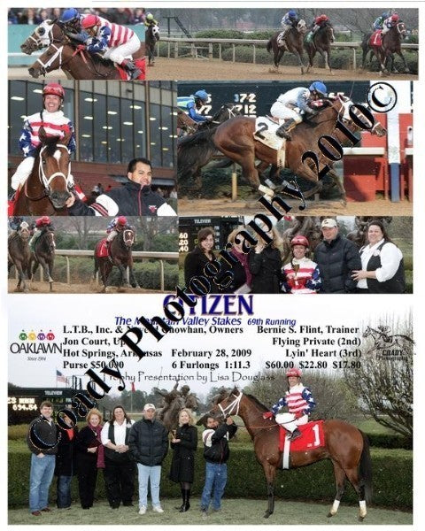 CITIZEN  -  The Mountain Valley Stakes  69th Runni