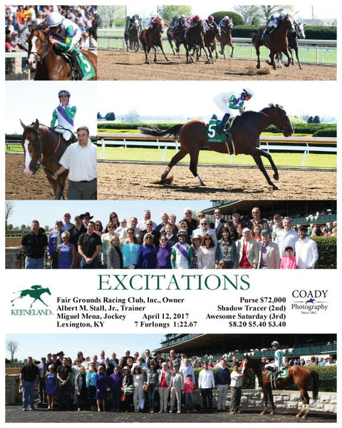 EXCITATIONS - 041217 - Race 06 - KEE
