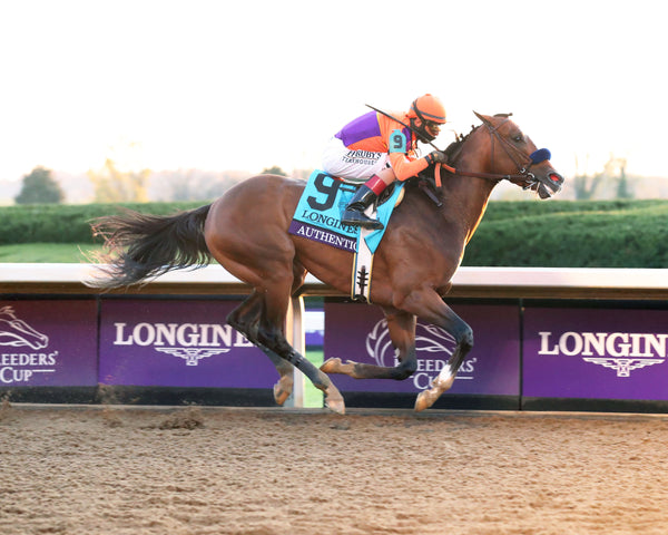 AUTHENTIC - Breeders' Cup Classic G1 - 11-07-20 - R12 - KEE - Finish 02