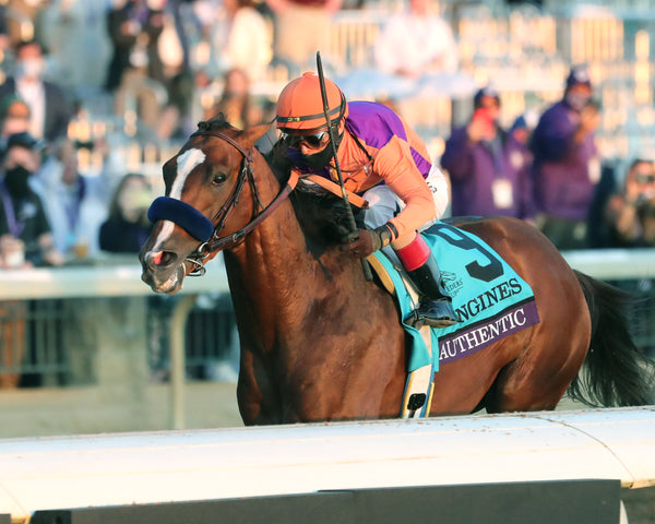 AUTHENTIC - Breeders' Cup Classic G1 - 11-07-20 - R12 - KEE - Inside Finish 01