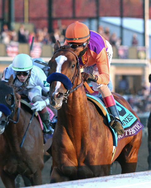 AUTHENTIC - Breeders' Cup Classic G1 - 11-07-20 - R12 - KEE - Inside Finish 02