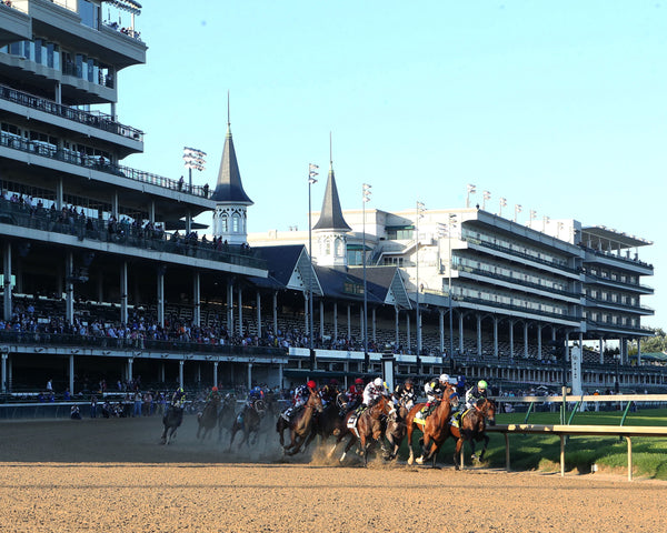 AUTHENTIC - The Kentucky Derby - 146th Running - 09-05-20 - R14 - CD - Sweeping Turn 01