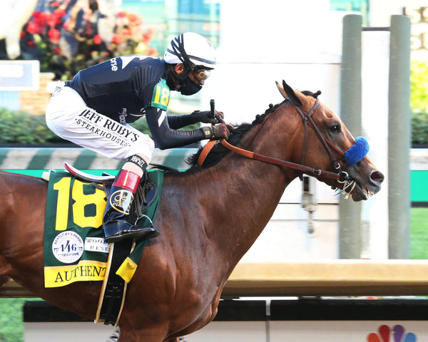 AUTHENTIC - The Kentucky Derby - 146th Running - 09-05-20 - R14 - CD - Tight Finish 01