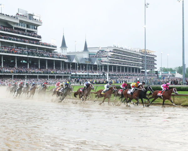 COUNTRY HOUSE - The Kentucky Derby - 145th Running - 05-04-19 - R12 - CD - Sweeping Turn 01