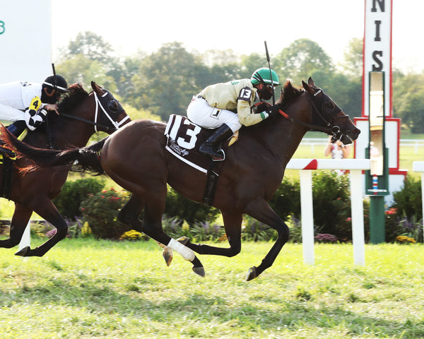 MOON OVER MIAMI - Gun Runner Dueling Grounds Derby - 7th Running - 09-10-20 - R09 - KD - Finish 01