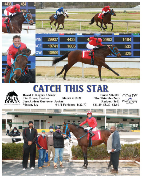 CATCH THIS STAR - 03-02-21 - R01 - DED