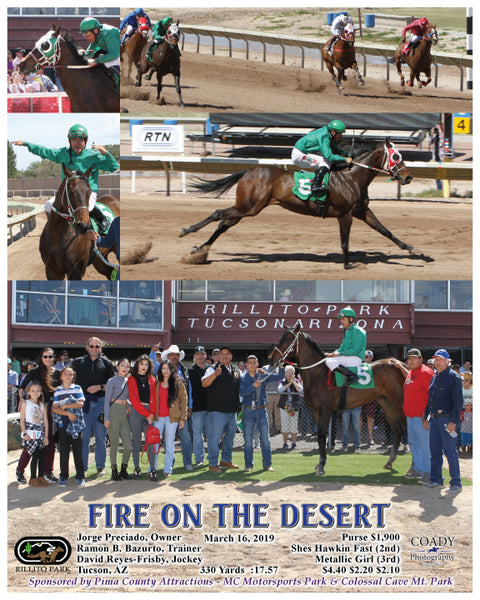 FIRE ON THE DESERT - 03-16-19 - R01 - RIL