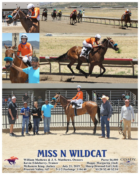 MISS N WILDCAT - 07-21-19 - R01 - AZD