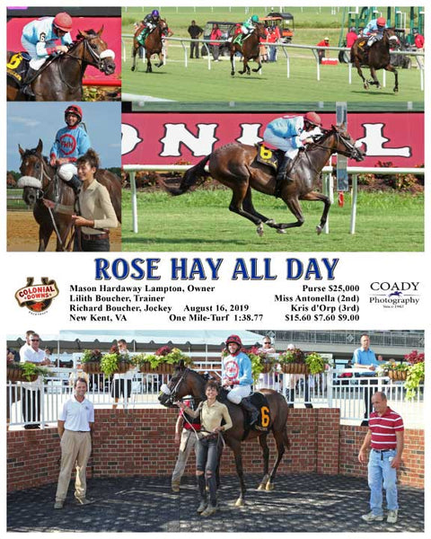 ROSE HAY ALL DAY - 08-16-19 - R01 - CNL