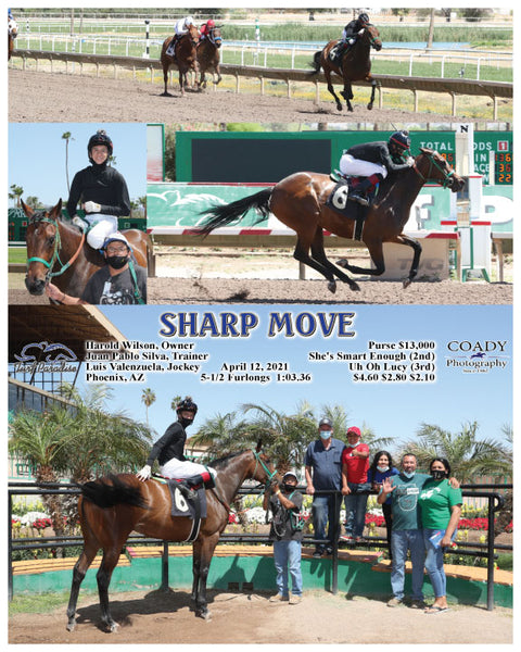 SHARP MOVE - 04-12-21 - R01 - TUP