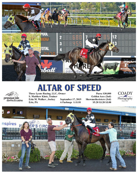 ALTAR OF SPEED - 09-17-19 - R02 - PID