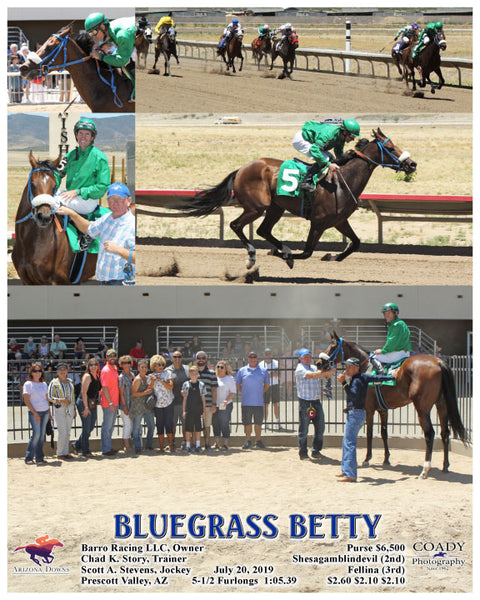 BLUEGRASS BETTY - 07-20-19 - R02 - AZD