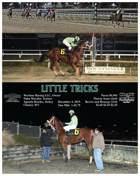 LITTLE TRICKS - 12-04-19 - R02 - MNR