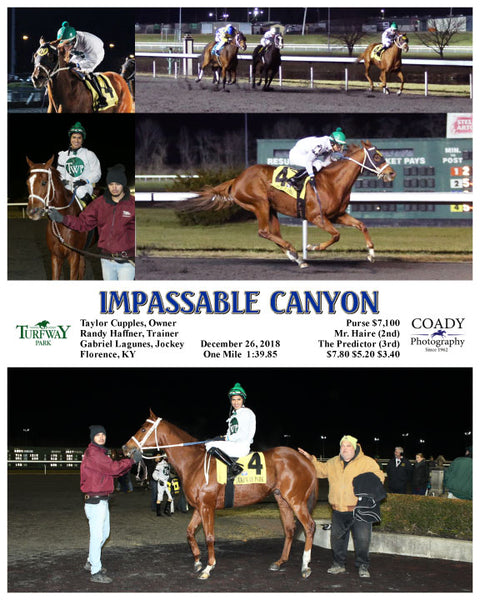 IMPASSABLE CANYON - 122618 - Race 03 - TP