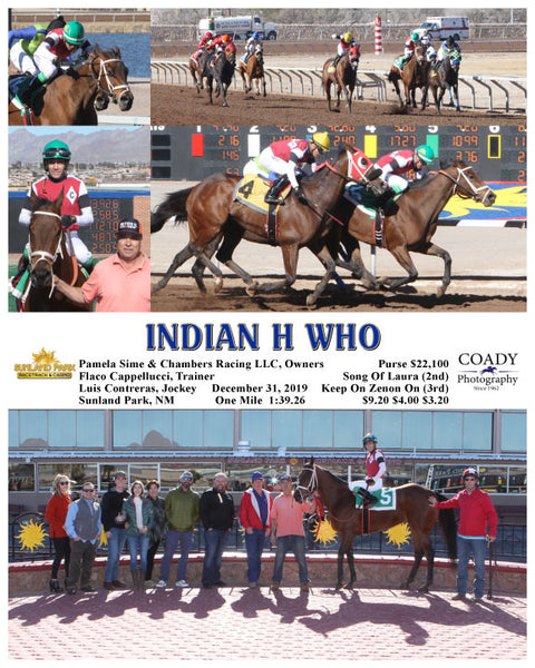 INDIAN H WHO - 12-31-19 - R03 - SUN
