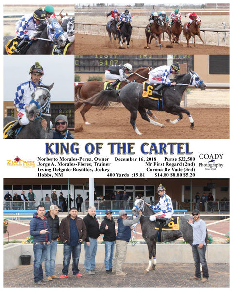 KING OF THE CARTEL - 12-16-18 - R03 - ZIA